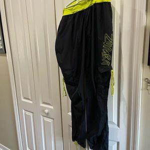 Zumba parachute pants, Size L